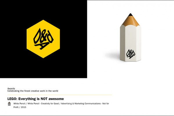 Don't Panic wins a D&AD White Pencil