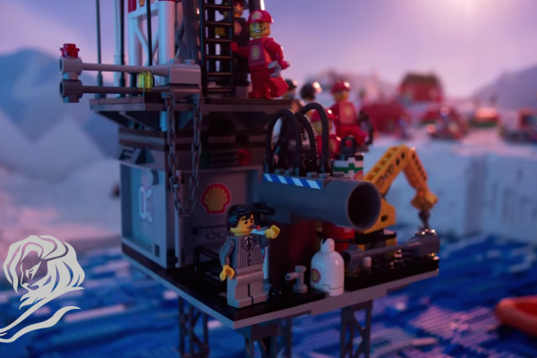 LEGO: Everything is Not Awesome wins Film Lion at Cannes