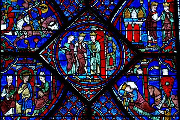 Stained glass windows: Peering in on the churches agenda